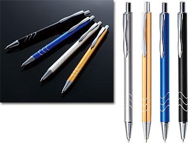 メタルラインボールペン